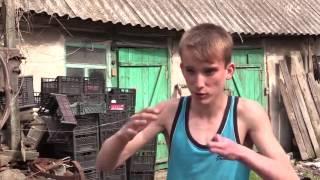 Раненые души документальный фильм о детях Донбасса