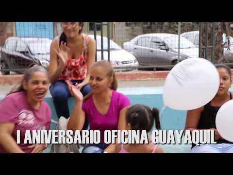 Primer Aniversario Oficina Guayaquil