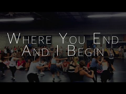 Where You End And I Begin Dance Choreography-George Maple(Grande Marshall)|Anthony Gabriel