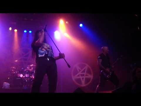 Anthrax (13/06/2012) - Antwerp - In the end