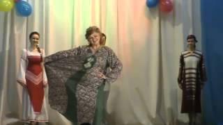 Смотреть видео Славянская одежда в мире современной моды