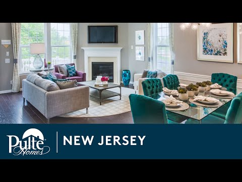 New Homes In Central New Jersey The Heights At Main