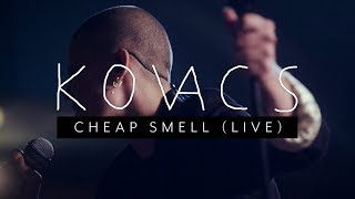 Cover images Kovacs - Cheap Smell (Live at Wisseloord)