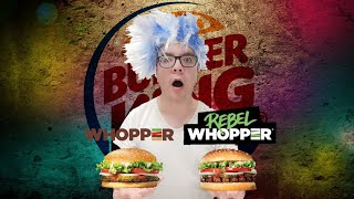REBEL WHOPPER Review | Burger king.