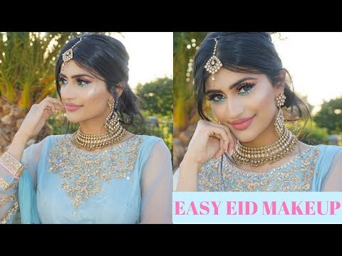 Wedding Reception Party Makeup 2018
