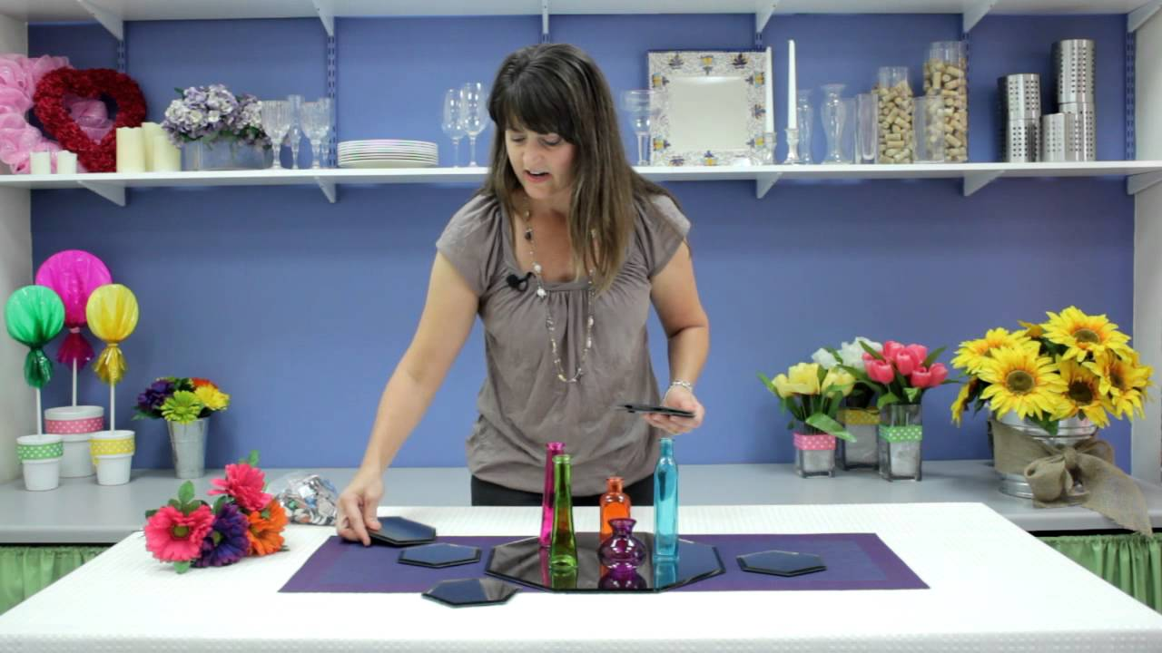 How to use small vases to decorate your table table decorations how to use small vases to decorate your table table decorations youtube reviewsmspy