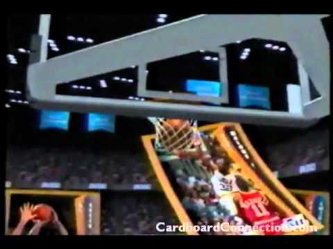 1992 93 Fleer Basketball Cards Commercial