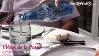 Hôtel de la Poste - Restaurant Charolles - RestoVisio.com