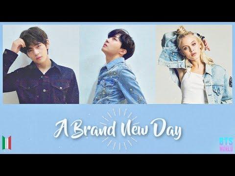 [SUB ITA] BTS Feat. Zara Larsson - A Brand New Day (BTS World Original Soundtrack) (Pt. 2)