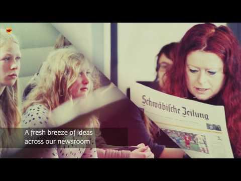 Schwäbische Zeitung Germany // Application for the World Young Reader Prize