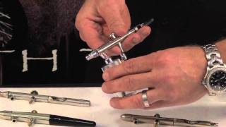 Airbrush Guide Pt. 1- How to choose the correct Airbrush for your needs
