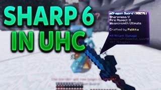 Sharpness 6 in UHC?!