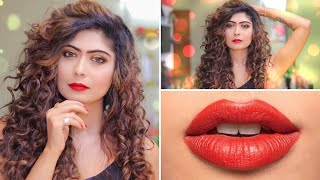 How To Look GLAMOROUS in Just 10 minuets   GLAM MAKEUP LOOK FOR PARTY