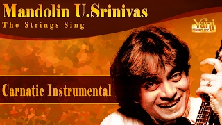 Mandolin U Srinivas | Best Carnatic Instrumental | Mandolin By U. Srinivas | Carnatic Classical