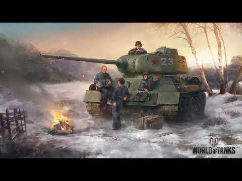 Wallpaper Engine - World Of Tanks T-34-85
