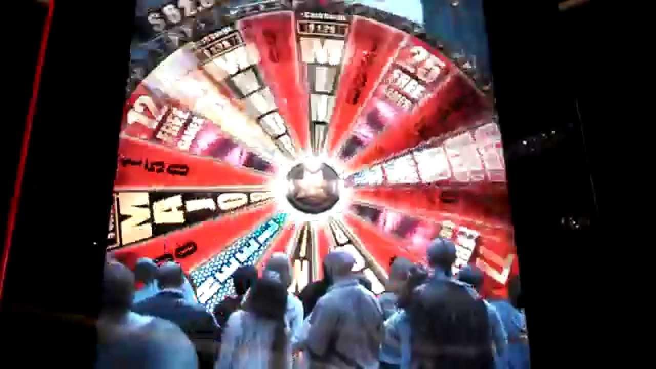Walking Dead Bonus Round at Slot Machine - 2 Re-Triggers!!