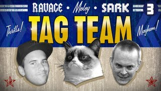 The Tag Team w. Mr Sark Ep. 3 - Party on Sarks Boat! [Call of Duty: Black Ops 2]