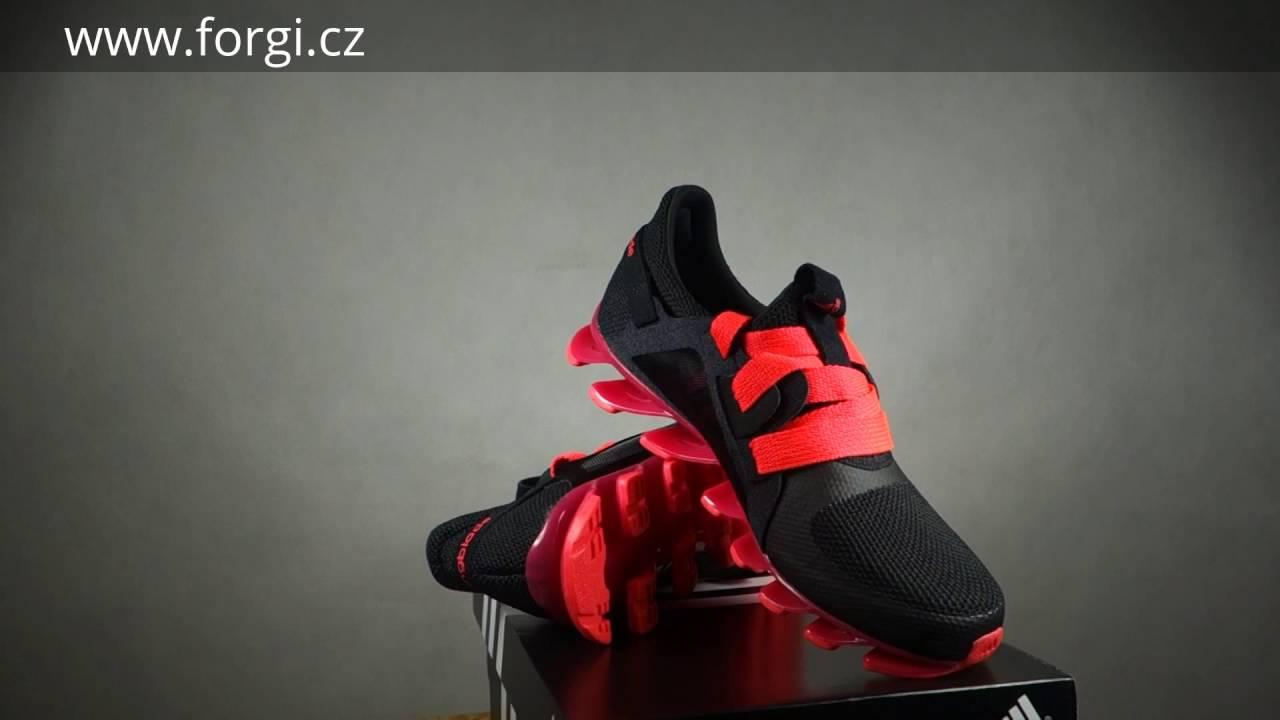 b9d3a155f3e Dámské běžecké boty springblade nanaya w AQ7542 - YouTube