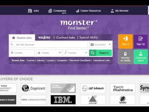 upload resume in monster - Roho.4senses.co