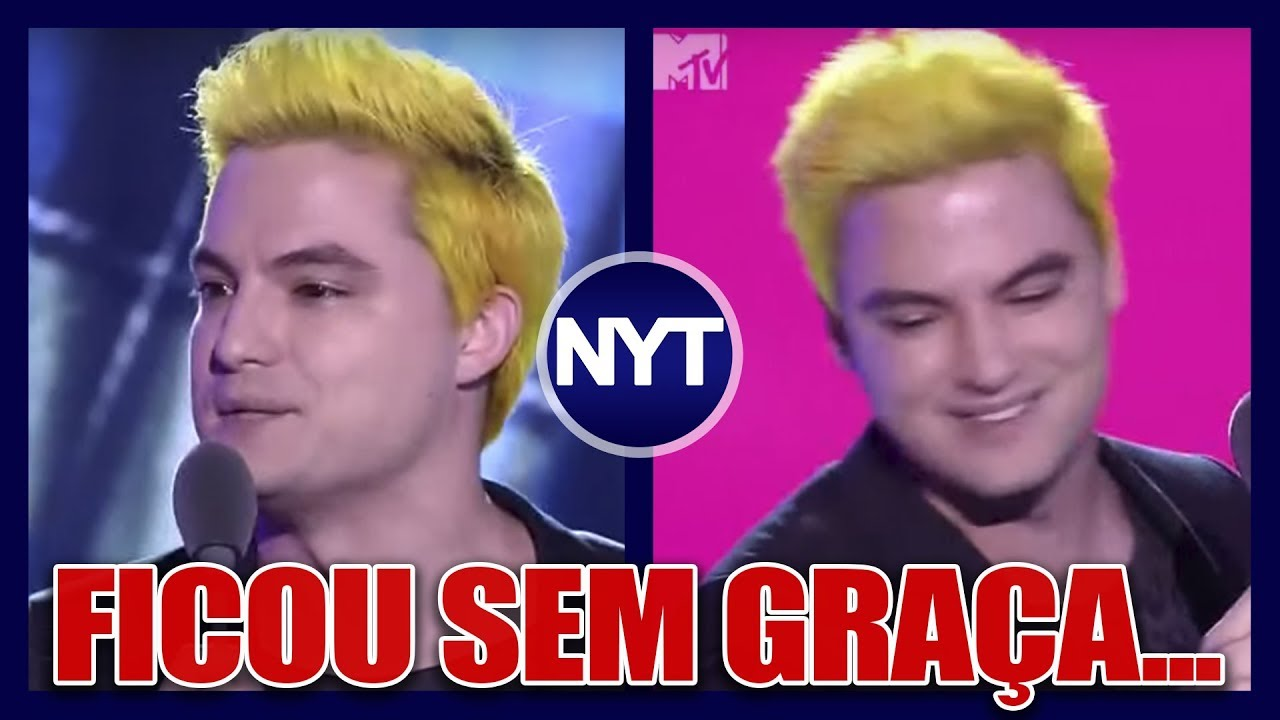 Felipe Neto é VAIADO ao receber prêmio do MTV MIAW e revela suposto motivo das vaias