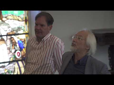 Masaaki Suzuki visits the new baroque organ of the Lutheran Church Groningen (NL)