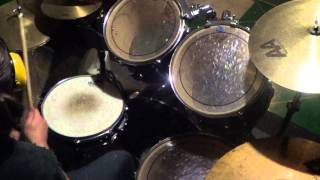 Lamb of god Omerta drum cover by the durds