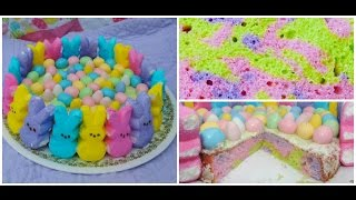 cadbury mini eggs cake