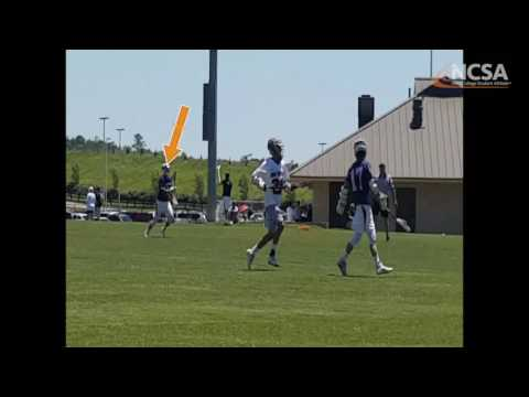 Zach Brown 2017 Lacrosse Highlights