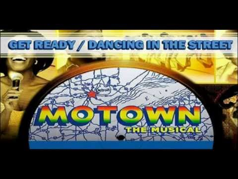 Get Ready Dancing In The Street karaoke instrumental backing track