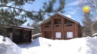 видео Свойства строительство бревенчатых строений