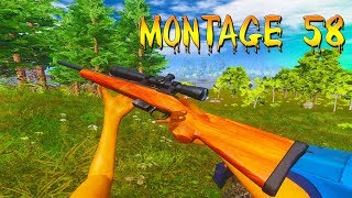H1Z1 - Montage 58 - New Sniper is Nuts