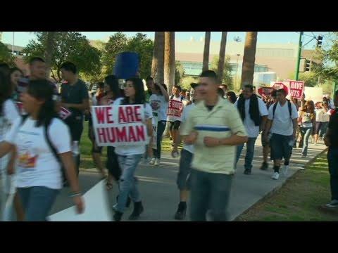 CNN: Arizona immigration bills toughest yet