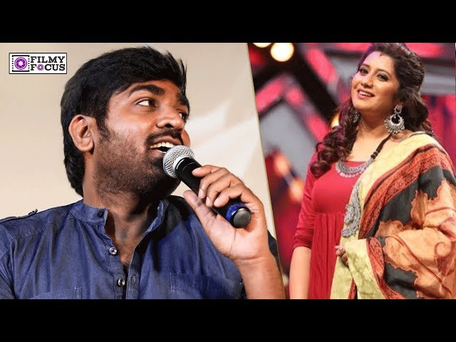Vijay Sethupathi Trolls VJ Priyanka On Stage | Junga Audio Launch | Yogi Babu - Filmy Focus - Tamil