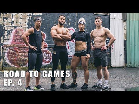 Road to Games Episode 4 | Invictus Boston Bringing the HEAT!