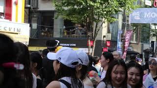 JHKTV 서울 신촌 물총축제 seoul shin ch…