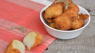 Cavolfiore fritto impanato - Ricette che Passione