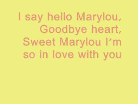 Dominic Kirwan - Hello Marylou