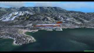 California Airports PSA FSX