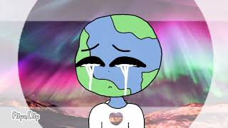 Benim değil Hp mem/Gezegen insanlar Dünya/ küçük tembel/ arka plan !
