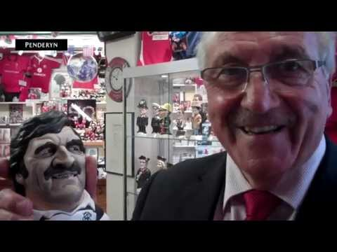 Penderyn Rugby World Cup #1: Tom David – Groggs, Japan and Max Boyce