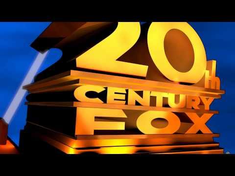 20th Century Fox Logo 1981 Pink Searchlight 1994 Style Dream Logo