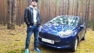 Отзыв владельца Ford Fiesta 2015. Обзор Форд Фиеста. 8 месяцев владения.(Форд фиеста 2015 отзыв владельца, спустя восемь месяцев владения. Куплен в августе 2015, отзыв снят в апреле..., 2016-04-25T17:51:02.000Z)