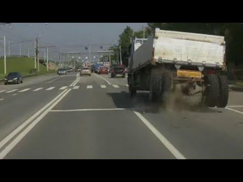 ГАЗ 3309 | ОТВАЛИЛСЯ КАРДАН !!!!!
