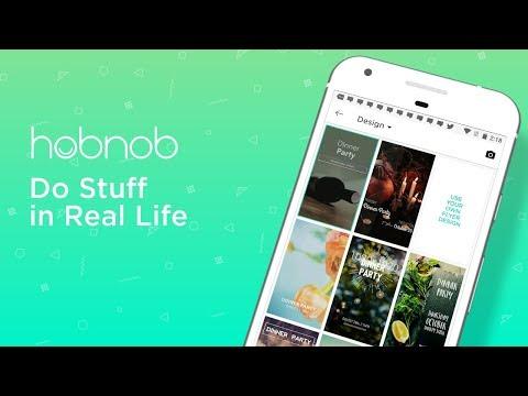 Hobnob Invitations Invitation Maker  Text RSVP - Apps on Google Play - evites invitation maker