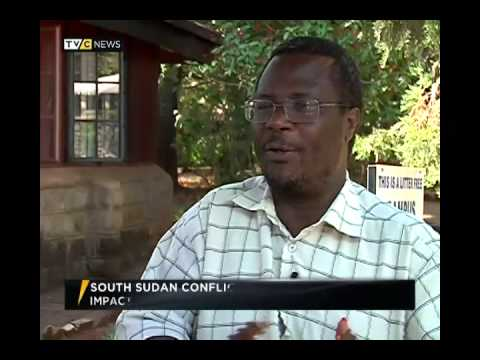 South Sudan conflict : Impact on East Africa