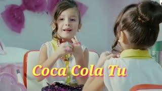 🍷Coca Cola Tu🍷 || Cute Child Version Song For Whatsapp status