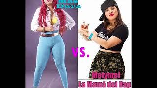 Milka vs Melymel - Guerra Completa (Rap 2014)