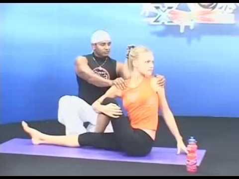 Yoga phần 8