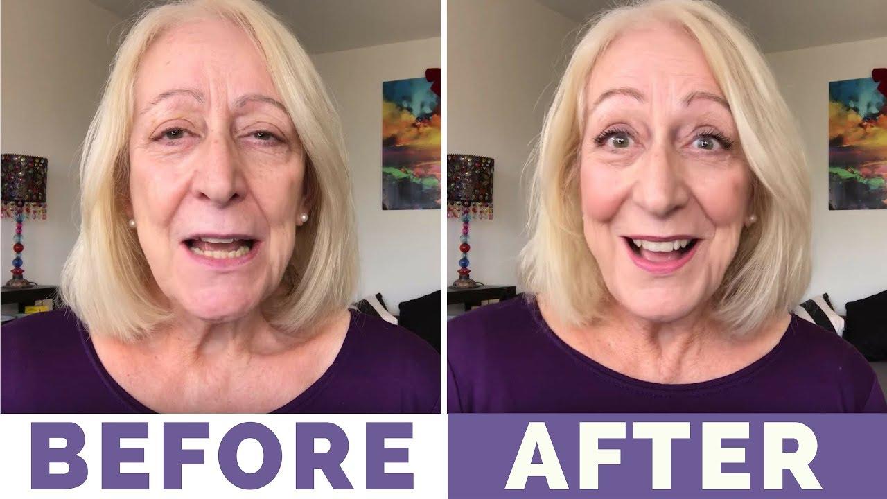 "My ""Trend it Up"" Makeup for Women Over 9 Tutorial - Under $9! :)"