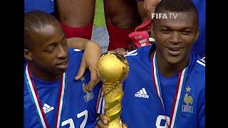 8 days to go: Marcel Desailly's unbeaten record